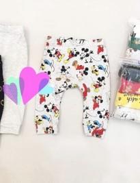 Set 4 quần H&M bé gái